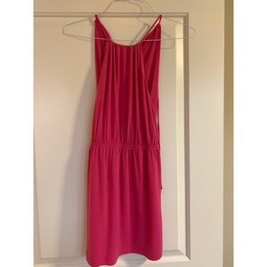 Pink BCBG dress